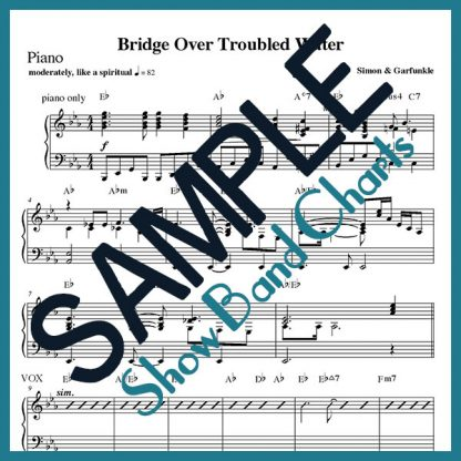 Bridge Over Troubled Water - Simon & Garfunkle
