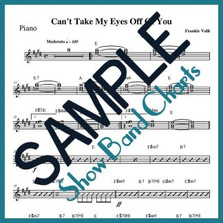 Can't Take My Eyes Off Of You - Frankie Valli