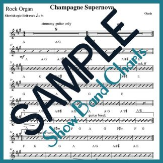Champaign Supernova - Oasis
