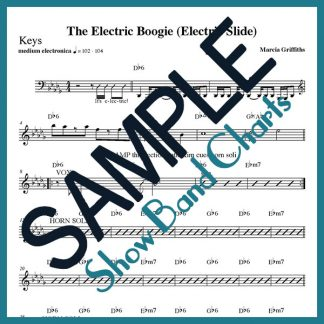 Electric Boogie - Marcia Griffiths