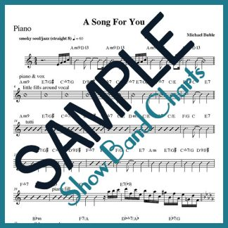 Tenor Saxophone Archives - Show Band Charts